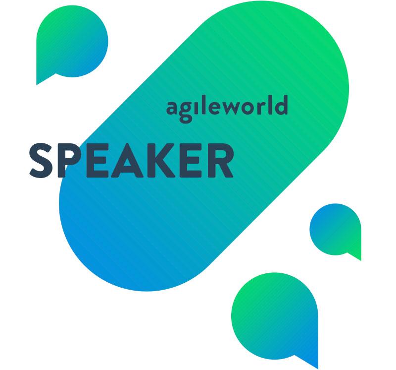 Agile World Speaker